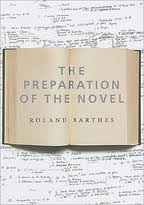 Barthes - Novel