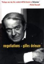 deleuze - negotiations