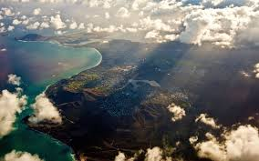 Isles from the air