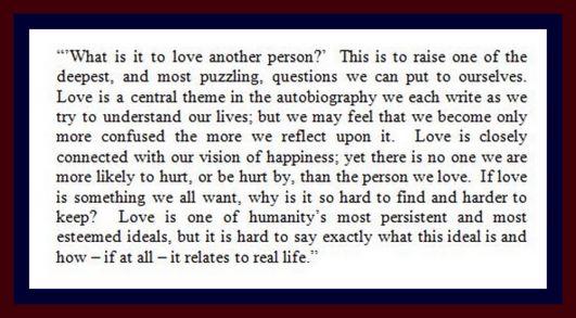 Love - John Armstrong