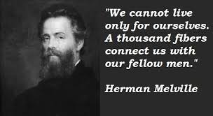Melville and quote