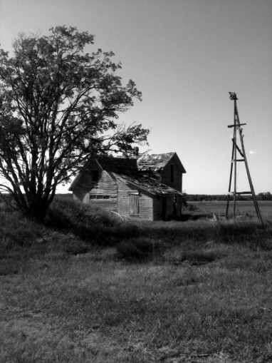 Kansas Ruins