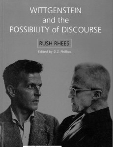 Rhees - Philosophy9