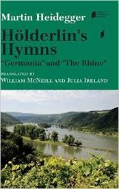Heidegger - Holderlins Hymns