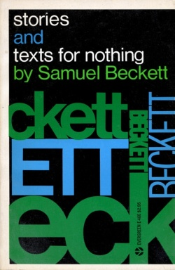 Beckett - Stories Texts Nothing